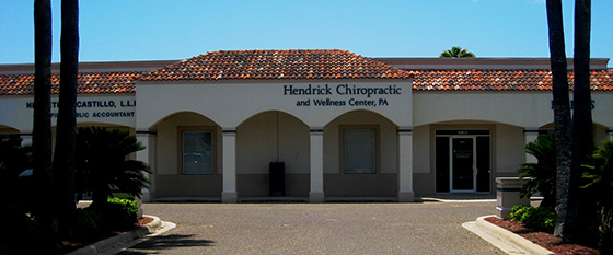 chiropractic and family practice office