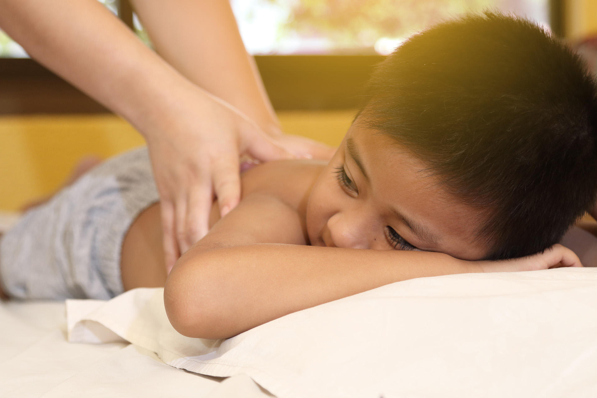 Chiropractic Care For Children and Infants