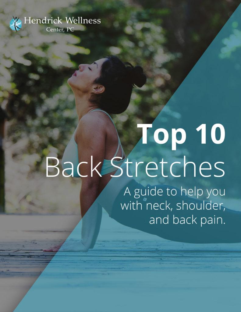 hendrick top 10 stretches