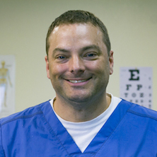 Dr. Blaine Hendrick, DC, FNP-C