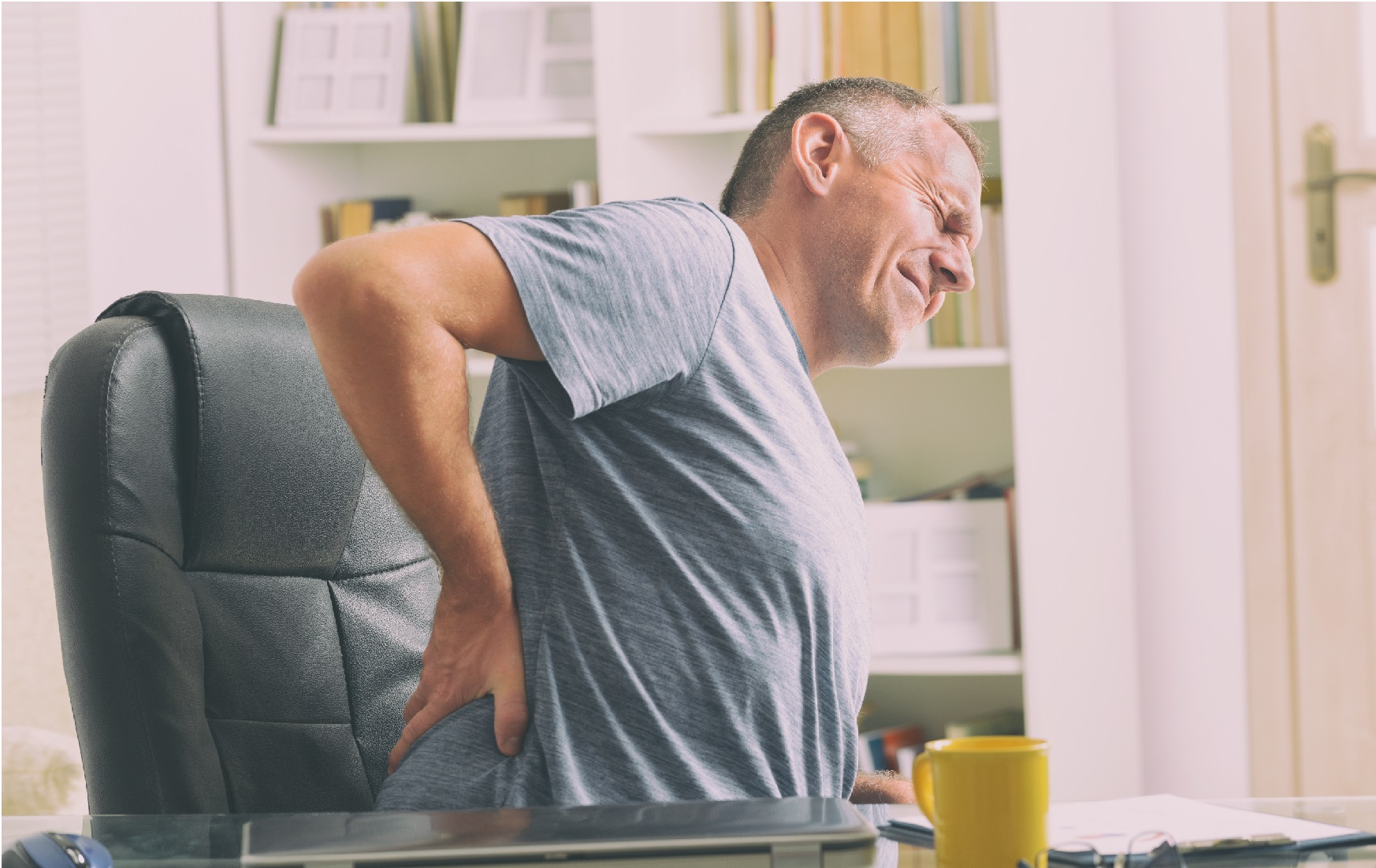 What to Know About Back Pain and Stress